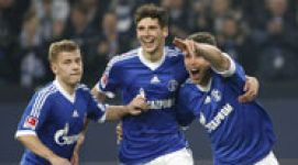 Schalke's young guns