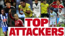 Team of the Season: Attackers