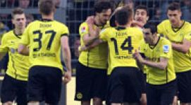 BVB strike gold