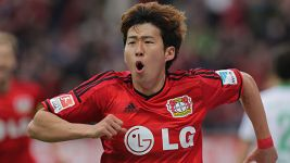 Son satisfied with first season for Leverkusen