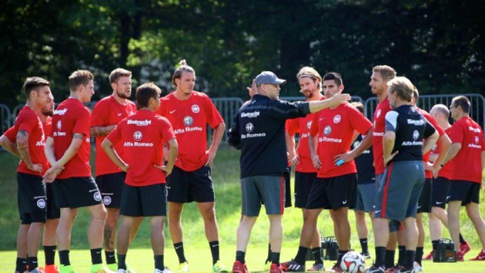 Schaaf Eintracht