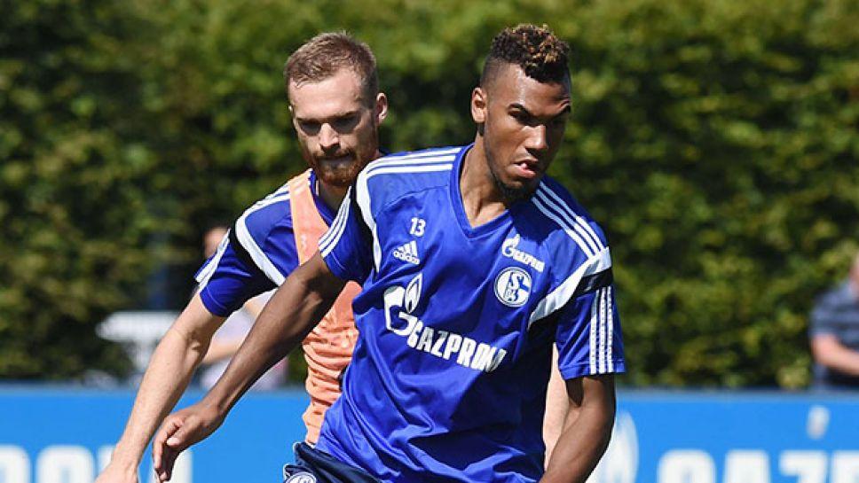 Bundesliga | Choupo-Moting raring to go | FC Schalke 04
