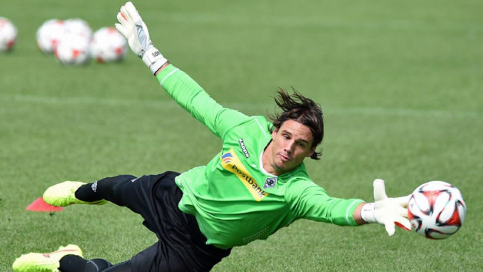 Bundesliga Yann Sommer Profile Borussia Monchengladbach