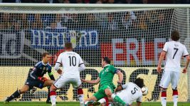 Germany one step away from qualification