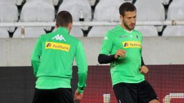 Fabian Johnson zurück im Training