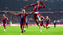 Top five goals: Franck Ribery
