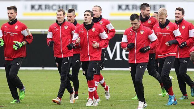Bundesliga Stuttgart
