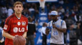 Kießling's NBA dream