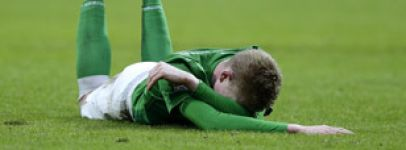 De Bruyne bricht Training ab