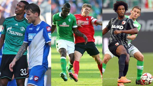 Bundesliga Gründungsvereine