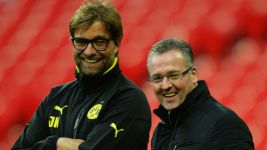 Lambert: 'Dortmund can go all the way in the Champions League'