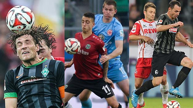 Torschützen Liste Bundesliga