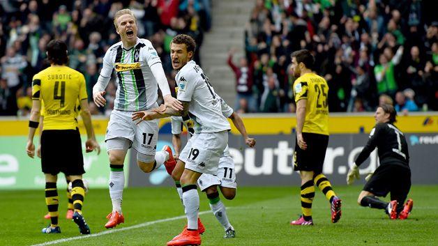 Borussia Dortmund Borussia Mönchengladbach
