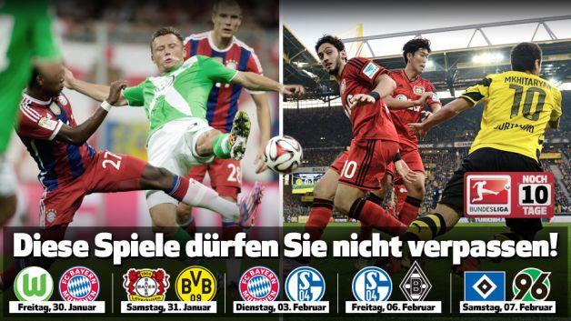 Fußball Bundesliga Start