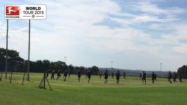 TSG startet Trainingslager in Johannesburg
