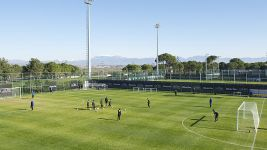 Das Trainingslager von Hertha BSC in Belek