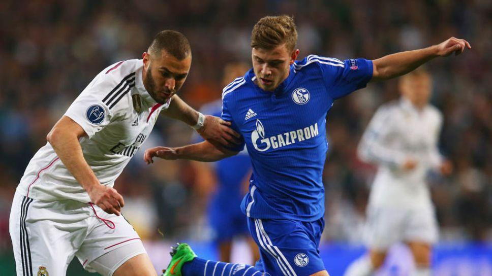 Schalke Real Liveticker