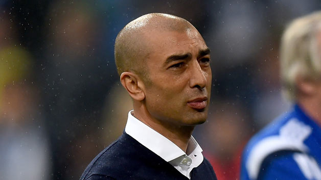 Schalke part ways with Di Matteo