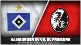 Hamburger SV - Sport-Club Freiburg