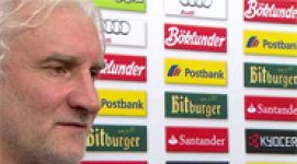 'Gladbach are a great team'