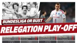 Bundesliga or bust: The Relegation Play-off