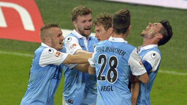 Relegation 1860 Holstein Kiel