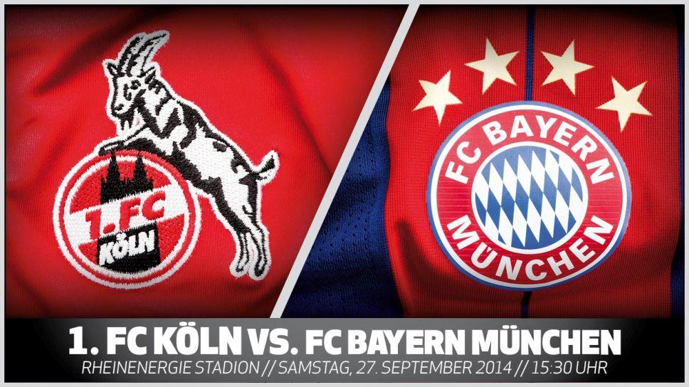 Köln Bundesliga