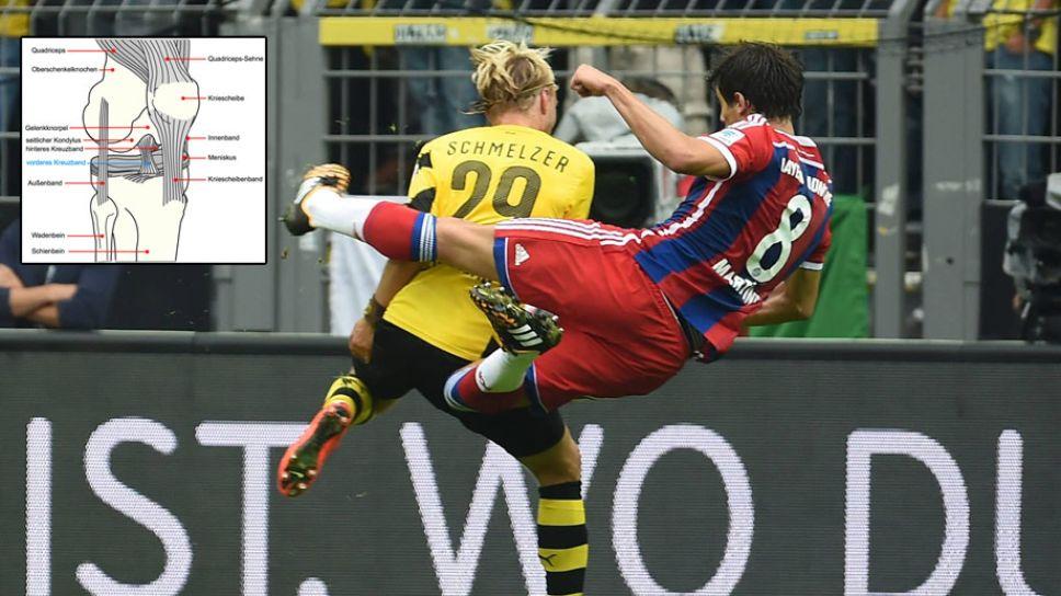 Bundesliga Verletzung