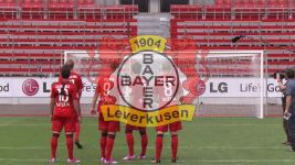 Lattenkracher - Bayer 04 Leverkusen