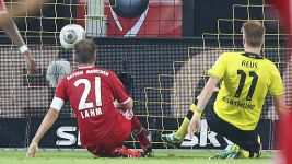 Supercup 2014: Große Momente durch Topstars