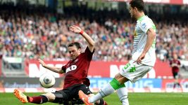 Gladbach schnuppert an der Champions League-Quali