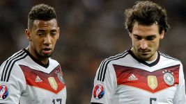 Hummels out of Germany double-header, Boateng to join up later