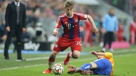 Hertha sign Bayern midfielder Weiser