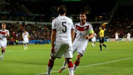 Germany U-21s into semi-finals