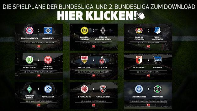Bundesliga Die Offizielle Seite