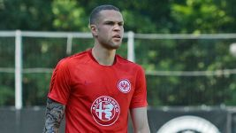 Who is... new Eintracht Frankfurt striker Luc Castaignos?