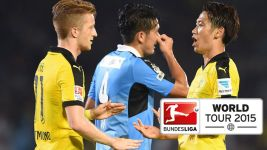 Dortmund ease to World Tour victory over Kawasaki