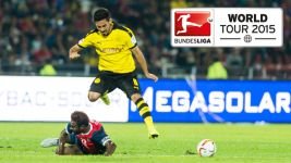 Dortmund too good for Johor Southern Tigers