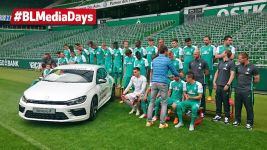 Bundesliga Media Days: SV Werder Bremen