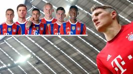 Bayern blessed with Schweinsteiger alternatives