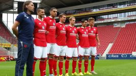 Media Day 2015/16 beim 1. FSV Mainz 05