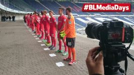 Media Day 2015/16 bei Hannover 96