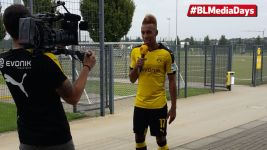 Bundesliga Media Days: Borussia Dortmund