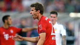 Bundesliga World Tour 2015: Bayern overcome Valencia