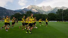 Double shifts for Dortmund as season start approaches