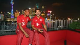 Bayern in China: Day 5
