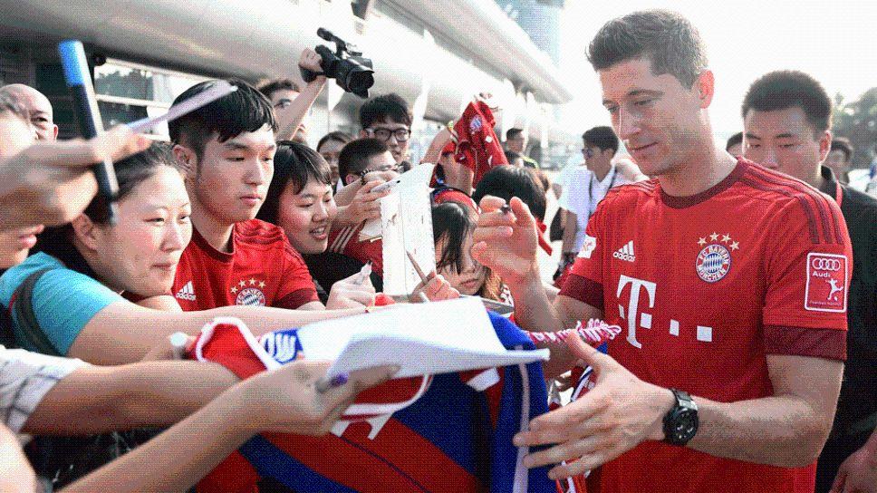 Bundesliga | Bayern top Chinese digital survey