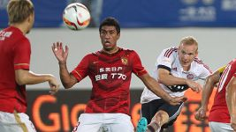 Bundesliga World Tour 2015: Bayern beaten by Guangzhou