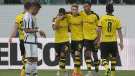Dortmund sparkle to down Juventus
