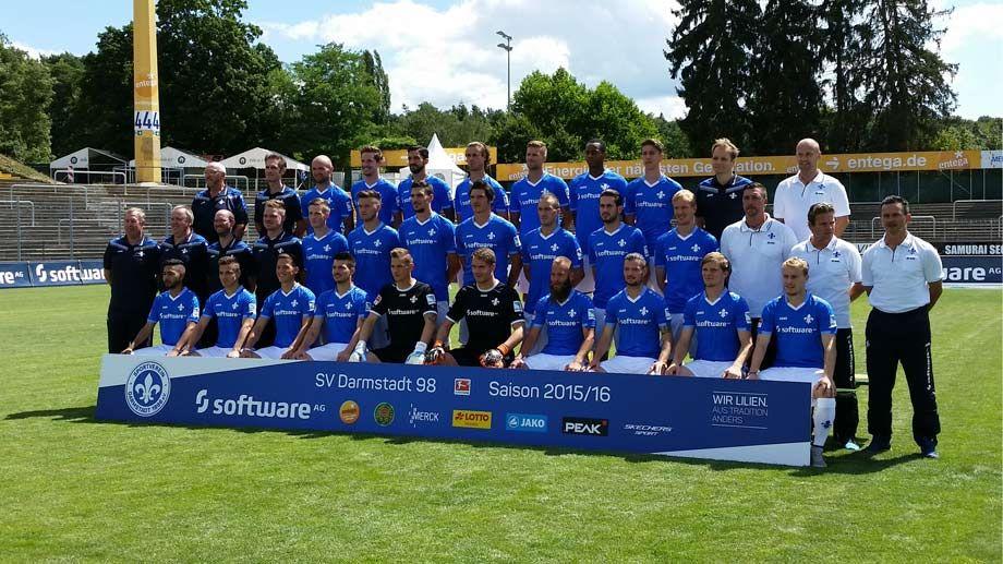 Bundesliga Media Days 201516 Sv Darmstadt 98
